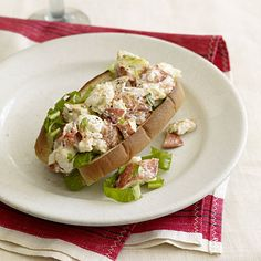 -Tarragon Lobster Roll All you need: Cooked lobster meat, mayonnaise ...
