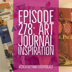 Creativity Matters Podcast Episode Art journal pages from two books that highlight the inspiring diversity and range of approaches in art journaling. Art Journal Pages, Art Journaling, Art Journal Inspiration, Printable Coloring Pages, Art Therapy, Mixed Media Art, Counseling, Creativity, Diversity