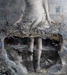 Ash III by *MarcelaBolivar