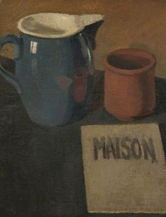 Still Life by Nina Hamnett. Blackburn Museum and Art Gallery. Date painted: 1918 Oil on canvas, 44 x 34 cm Collection: Blackburn Museum and Art Gallery. Painting Still Life, Still Life Art, Southampton City, Avant Garde Artists, She's A Lady, National Portrait Gallery, Art Uk, City Art, Your Paintings