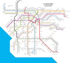 whats the Deal W/ Los Angeles Metro REd line In The Westside? MTA's Plan for Westside Transit Line Detours. Road Trip Usa, Usa Roadtrip, Metro Rail, Transportation Technology, Subway Map, Tourist Map, California City, Fantasy Map, Light Rail