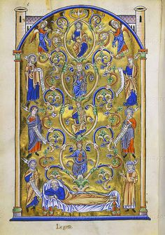 Tree of Jesse - Genealogy of Christ by petrus.agricola, via Flickr