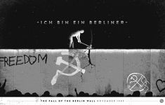 Berlin was the scene of the great 20th century history, marked by a painful Cold War, representing specifically, through a solid Berlin wall, dividing the world into two distinct governmental systems.