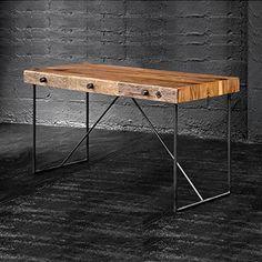 I think this must be the most beautiful desk I've ever seen