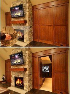 Home decor - Secret passage
