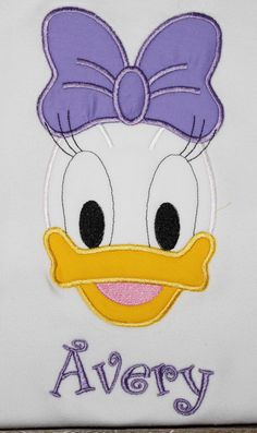 Daisy Duck Shirt Personalized on Etsy, $22.00