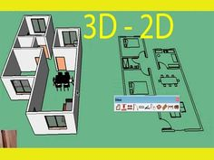 Dibac Sketchup Google Sketchup, Autocad, Woodworking Plans, Architecture Design, Software, Floor Plans, Tutorials, Map, How To Plan