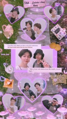 Jimin Jungkook, Bts Jin, Bts Bangtan Boy, Jikook, Kpop, Pop Photos, Bts Aesthetic Pictures, Bts Lockscreen, Aesthetic Backgrounds