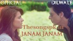 Arijit Singh - Janam Janam (Dilwale) Audio Song 320Kbps Download