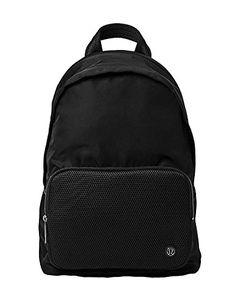 310cd092f119 Lululemon Everywhere Backpack Mesh -Black Lululemon https   www.amazon.com