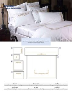 Nothing says luxury like embroidered luxury bedding! Fine Line and Bath offers Peter Reed's Bespoke Embroidery options and more! Learn about the options here! Linen Bedding, Bed Linen, Embroidered Bedding, Bath Design, Design Consultant, Luxury Bedding, Bespoke, Layout, Embroidery