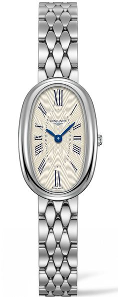 Longines Watch Symphonette #basel-15 #bezel-fixed #bracelet-strap-steel #brand-longines #case-material-steel #case-width-18-9-x-29-4mm #delivery-timescale-call-us #dial-colour-silver #gender-ladies #luxury #movement-quartz-battery #new-product-yes #official-stockist-for-longines-watches #packaging-longines-watch-packaging #style-dress #subcat-symphonette #supplier-model-no-l2-305-4-71-6 #warranty-longines-official-2-year-guarantee #water-resistant-30m