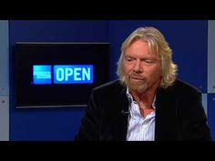 Richard Branson: learning from failure. - YouTube