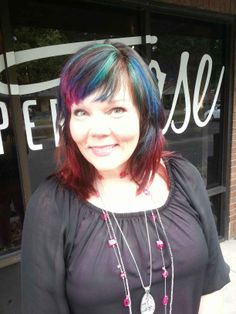 The LOVELY Lisa and her LOVELY hair by Ron (352) 351-1771