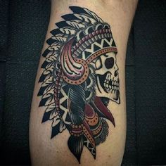 Neo-Traditional-Tattoo-08-Drake Sheehan 01
