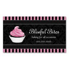 Business Card Showcase by Socialite Designs: Elegant Cupcake Bakery Business Cards Bakery Business Cards, Business Card Design, Chocolates, Bakery Names, Camo Cakes, Elegant Cupcakes, Cake Pricing, Cupcake Bakery, Cake Decorating