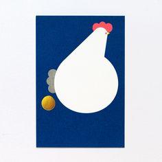 ドラフトの個性豊かな10人のデザイナーたちがデザインした年賀状シリーズ。D-BROS MAGAZINEでは、10人のデザイナーたち Art Drawings For Kids, Drawing For Kids, Art For Kids, Chicken Illustration, Illustration Art, Dm Poster, Poster Prints, New Year Card Design, Design Art