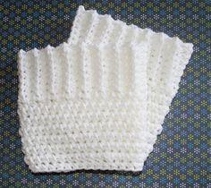 PATTERN for Crochet Winter Boot Cuffs