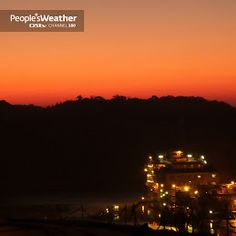 People's Weather DSTV Channel 180 - Google+ Lightning Photos, Channel, Weather, Celestial, Sunset, Google, Outdoor, Outdoors, Sunsets