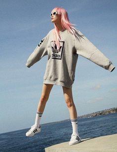 pantaloni adidas tumblr