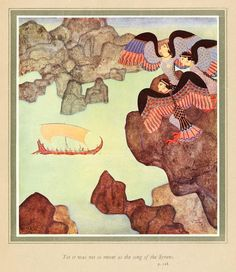 ART & ARTISTS: Edmund Dulac - part 6