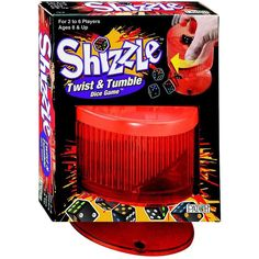 Shizzle Dice Game #PatchProducts
