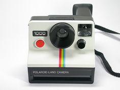 Polaroid Land Camera 1000 Sofortbildkamera für: Amazon.de: Kamera