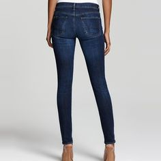 Best Butt Shaping Denim - Citizens of Humanity Avedon Skinny Jeans
