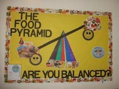 images+of+food+related+fall+bulletin+boards | Bulletin Board Ideas for Physical Education by gwendolyn