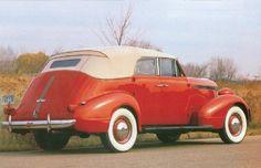 1937 Pontiac DeLuxe Eight Convertible Sedan | HowStuffWorks