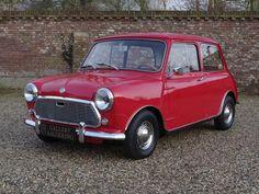 1968 Morris Mini 1000 #KONI #KONIImproved #KONIExperience