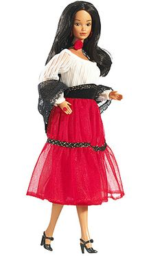 Teresa- 1980- BOL Fotos - Barbie faz 50 anos