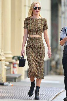 Top looks. De vestidos, prendas denim y Kate Bosworth