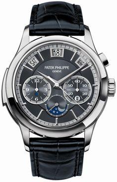 Patek Philippe Triple Complication Ref. 5208 Watch - #watches #luxury