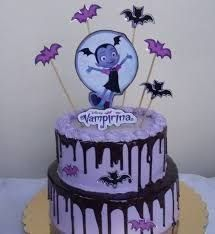 Vampirina Birthday Ideas intended for Party 21st Cake, 21st Birthday Cakes, 6th Birthday Parties, Baby Birthday, Birthday Bash, Birthday Ideas, Halloween Birthday, Bday Girl, Party Cakes