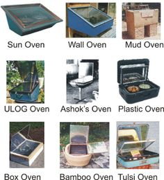 Solar-cooker-design-different types of box ovens Solar Oven Diy, Diy Solar, Survival Life Hacks, Survival Classes, Emergency Preparedness Food, Solar Cooker, Off Grid Solar, Fire Prevention, Green Technology