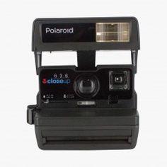 Polaroid 600 vintage années 80 et deux films - THE IMPOSSIBLE