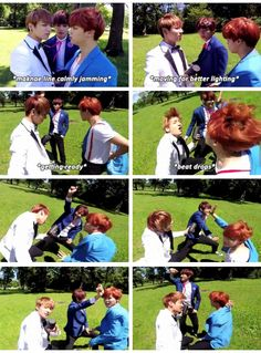 """BTS maknae line.... """"BOSSY OH BOSSY OH BOSSY BOSSY BOSSY"""" Why yes I have seen this multiple times thank you"""