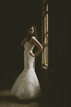 An amazing styled bridal shoot by the amazing John Bello