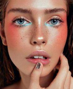 Trendy Makeup Photography Inspiration Hair Ideas - Skin beauty is one of the. - Trendy Makeup Photography Inspiration Hair Ideas – Skin beauty is one of the most sensitive a - Makeup Goals, Makeup Inspo, Makeup Art, Makeup Inspiration, Makeup Tips, Makeup Ideas, Makeup Products, Glow Makeup, Glitter Makeup