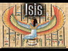 El misterio de: Isis, la diosa egipcia del misterio - YouTube