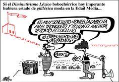 Viñeta: Forges - 28 NOV 2012   Opinión   EL PAÍS