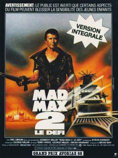 MAD MAX 2, Grand Prix d'Avoriaz 1982.