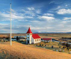 Oddi Church Weddings – Weddings at the Oddi Church in Iceland