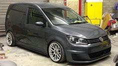 @boracoupe 's Caddy Got Some New Trim And Polo 6r Mirrors on Today. Absolutely In Love With This Van  #ModifiedVans #VolksWagen #Caddy #Caddy2K  GO FOLLOW @boracoupe by modifiedvans