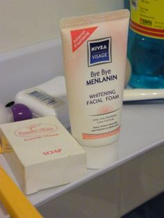 skin lightening for dark skin