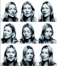 Kate Moss by Corinne Day, 2007