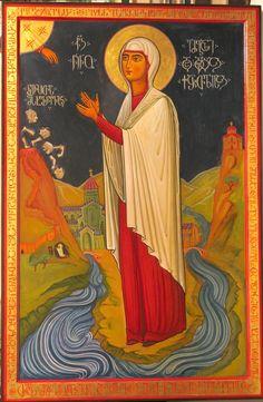 St. Nina of Georgia  / St. Nino