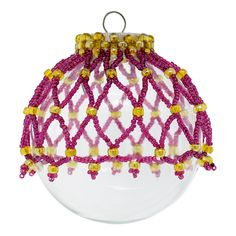 Winterberry Ornament | Fusion Beads Inspiration Gallery