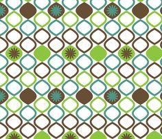 Pillow fabric by edubgraphicart on Spoonflower - custom fabric